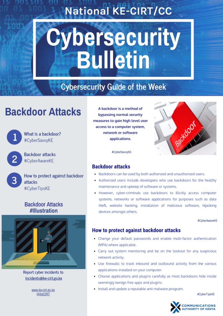 Backdoor Attacks