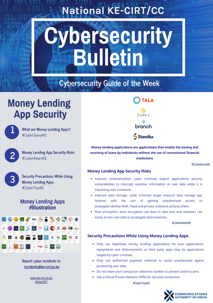 Money Lending App Security