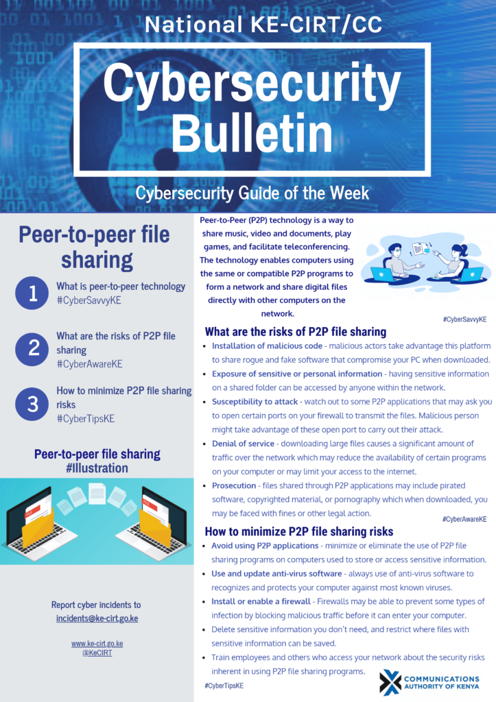 P2P Sharing