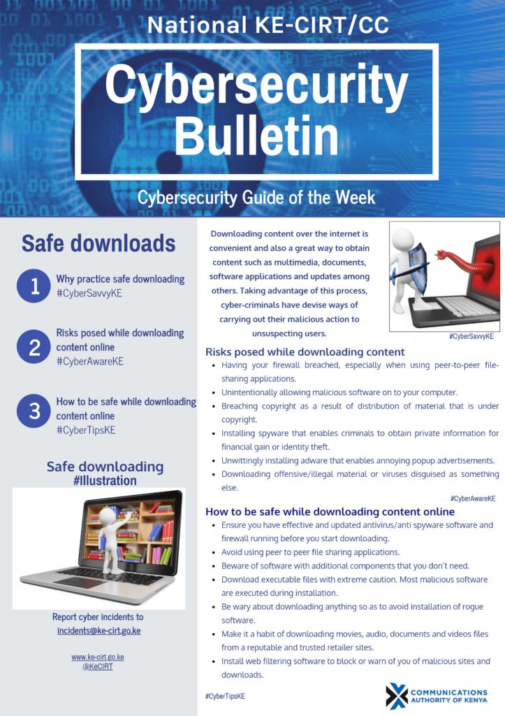 Safe Downloads