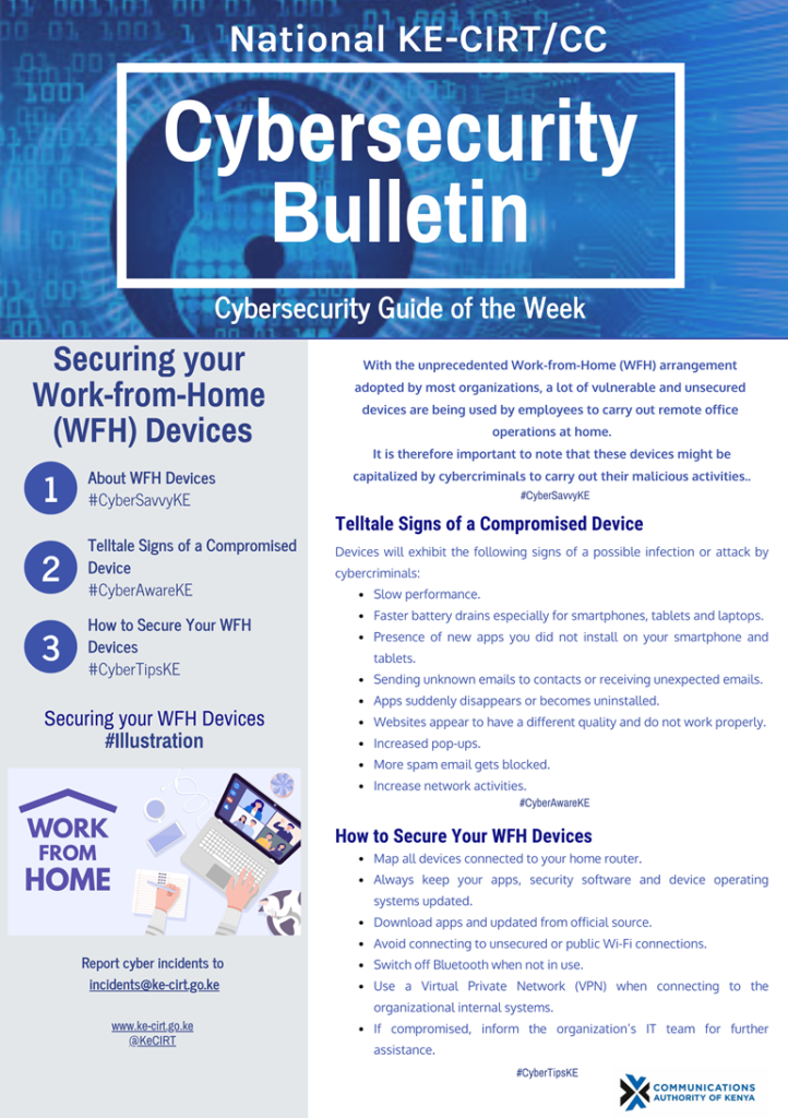 WFH Devices